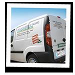 vehicule de livraison des repas